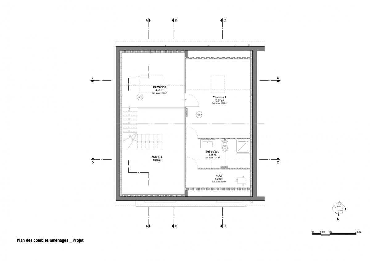 Maison R : R+2