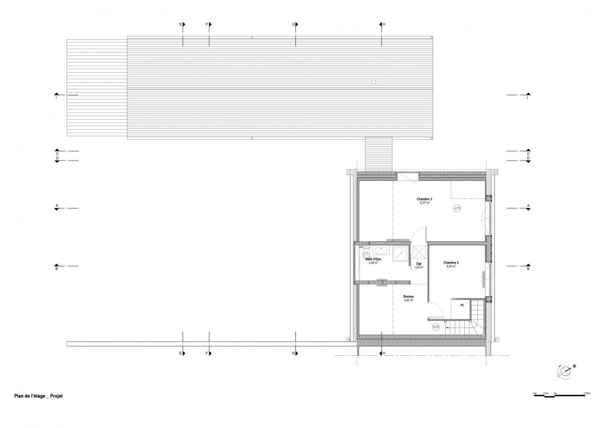 Maison G : R+1