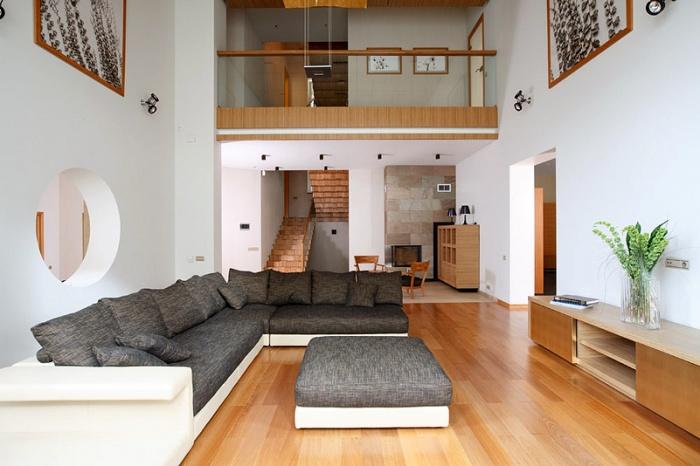 Aménagement d'une maison pour les particuliers