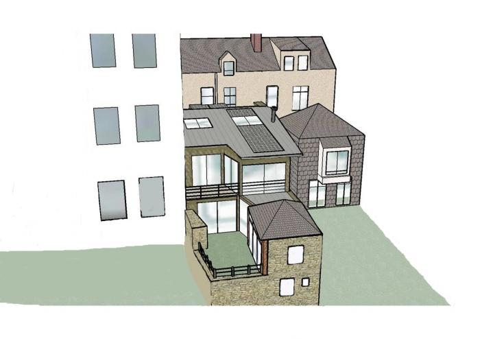 Extension d'un logement