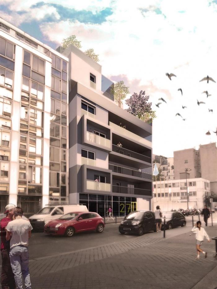 Collectif 20 logements BBC