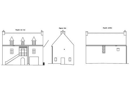 Rénovation et Extension d'une maison dans le Finistère : 03_Rénovation et Extension Maison Finistère