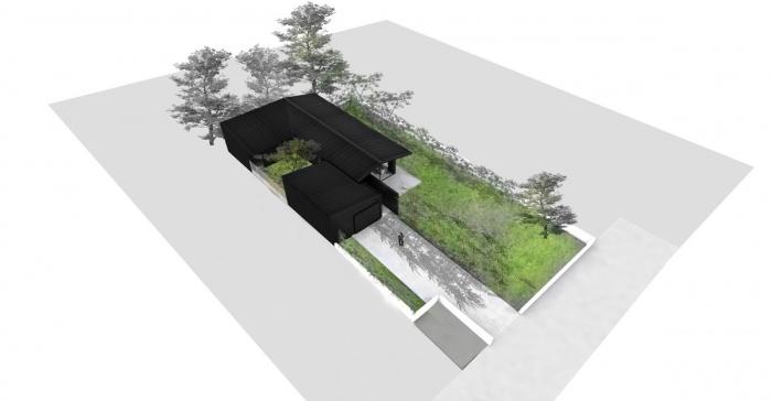 Maison Rousseau : Vue d'ensemble