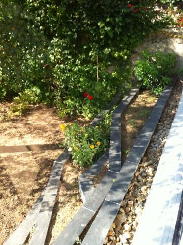 Extension d'une maison nantaise : Extension sur le jardin