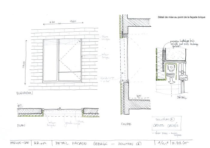 Wood House : wood house détail