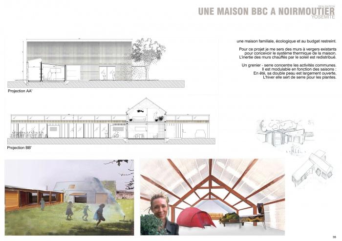 Eco house : Eco house B