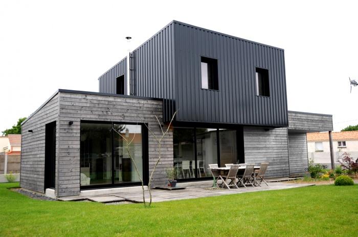 construction d'une maison à Saint-André-de-la-Marche