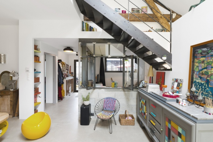 Aménagement d'un loft : Rue-Allonville-32