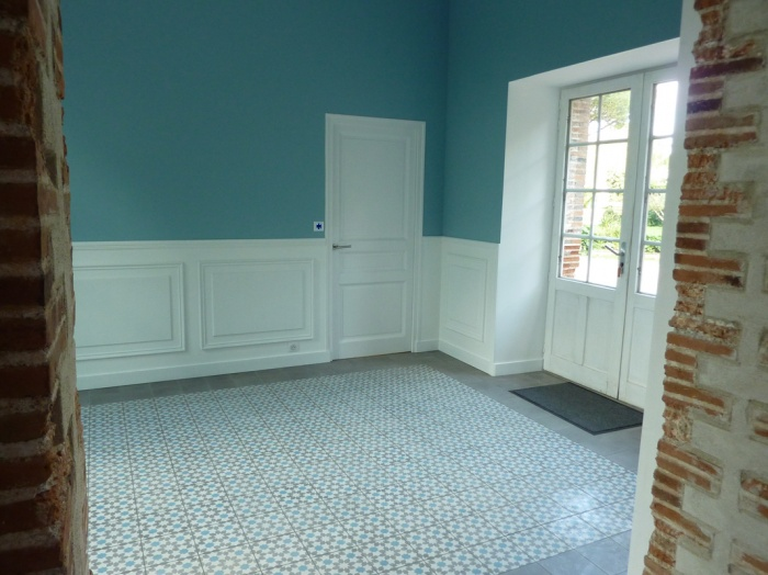 Renovation d'une demeure classée au patrimoine : P1070777